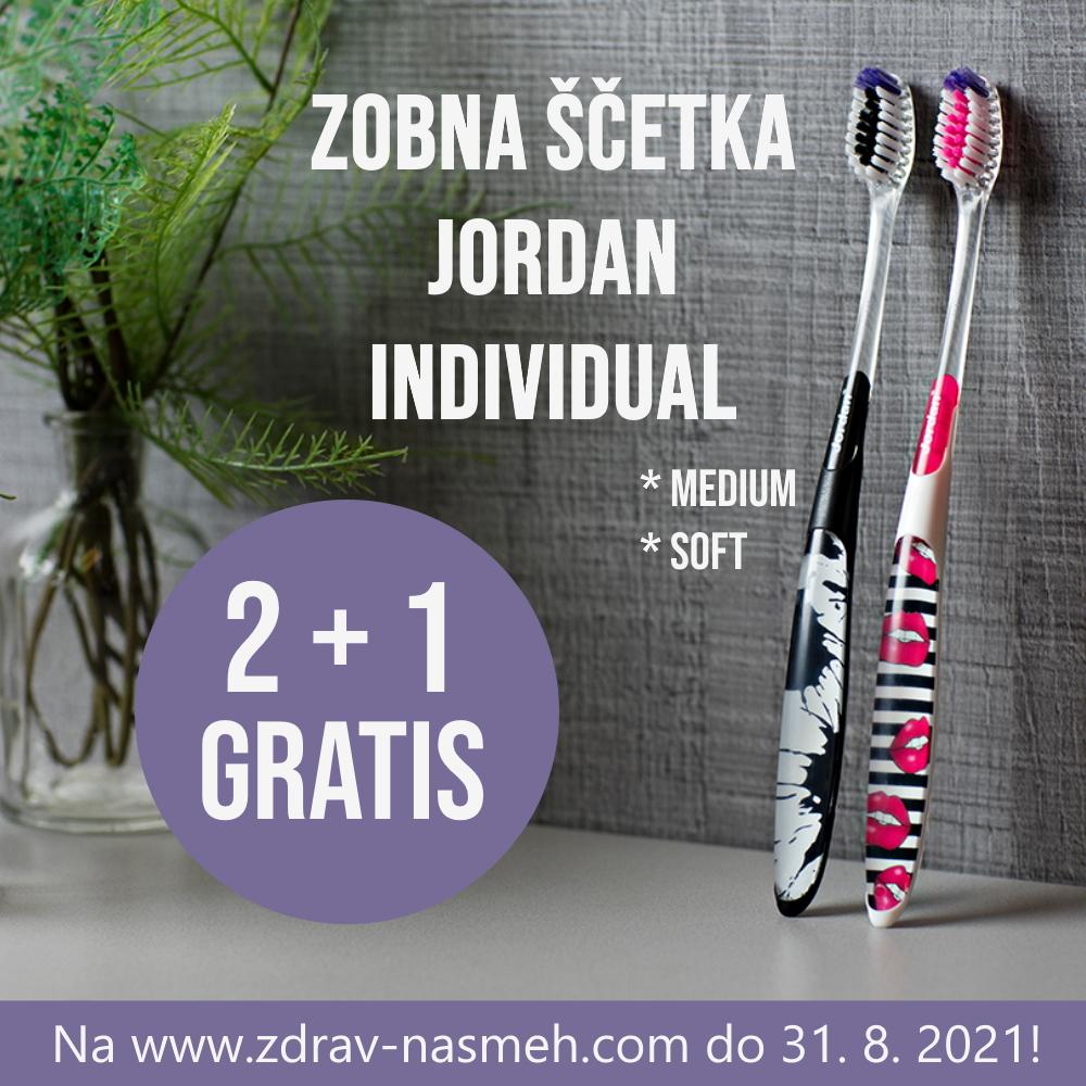 Jordan Individual 2+1
