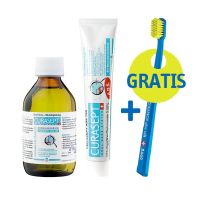 Curasept preventivni paket: ADS 205, ADS 705 + GRATIS CS 5460