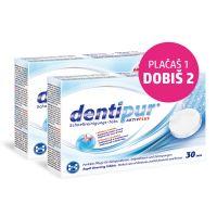 1 + 1 Gratis - Dentipur tablete