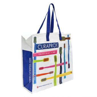 CURAPROX nosilna torba z zadrgo