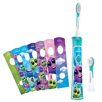 Nalepke za otroško električno zobno ščetko Philips Sonicare ForKids