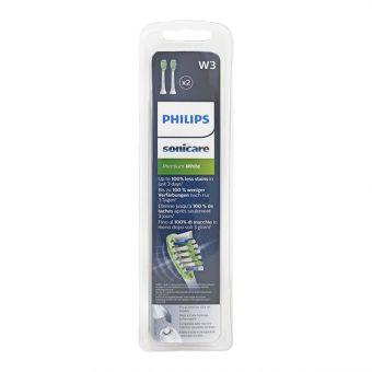 Nastavek Premium White w2 za električne zobne ščetke Philips Sonicare