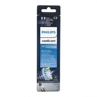 Nastavek Premium Plaque Defence C3 za električne zobne ščetke Philips Sonicare