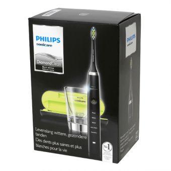 Električna zobna ščetka Philips Sonicare DiamondClean Black