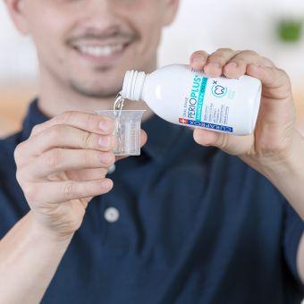 Ustna voda CURAPROX Perio Plus+ Balance