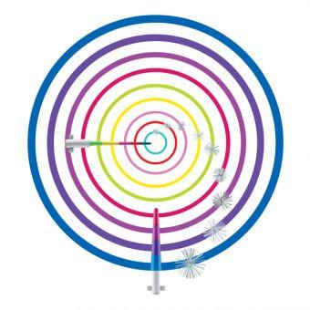 Barvna sonda CURAPROX IAP
