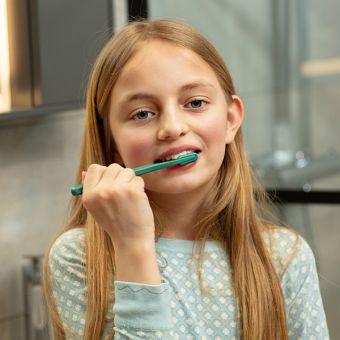 Zobna ščetka Jordan Green Clean Kids