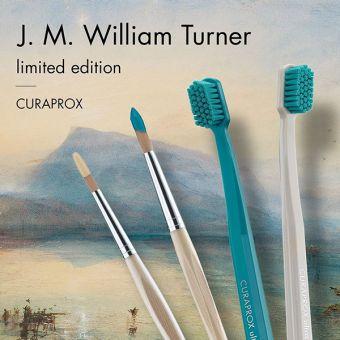"""Zobna ščetka CS 5460 """"ultra soft"""" TURNER - The blue Rigi (2 kosa)"""