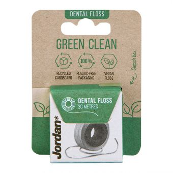 Zobna nitka Jordan Green Clean Floss