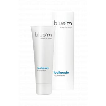 Bluem zobna pasta brez fluoridov